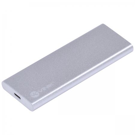 Case Externo para SSD M.2 Conexao USB 3.0 - USB Tipo com TYPE C para USB - CS25-C30