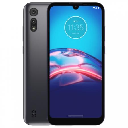 Celular Motorola Moto E-6-S 32GB Dual - PAJD0059BRCINZAQUADRIBAND