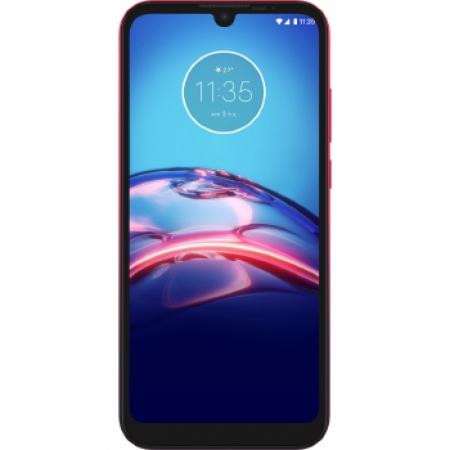 Celular Motorola Moto E-6-S 64GB Dual - PAJD0058BR Vermelho Quadriband