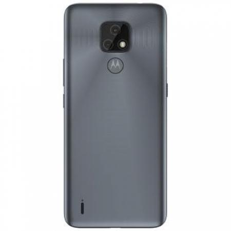 Celular Motorola Moto E-7 32GB Dual - PALV0000BR Cinza Quadriband