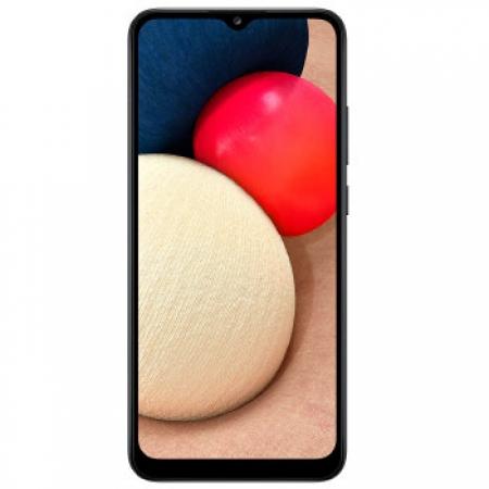 Celular Samsung Galaxy A-02-S 32GB Dual - SM-A025MZKVZTO Preto Quadriband
