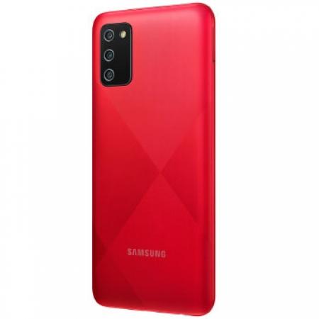Celular Samsung Galaxy A-02-S 32GB Dual - SM-A025MZRVZTO