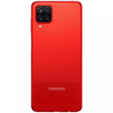 Celular Samsung Galaxy A-12 64GB Dual - SM-A125MZRSZTO Vermelho Quadriband