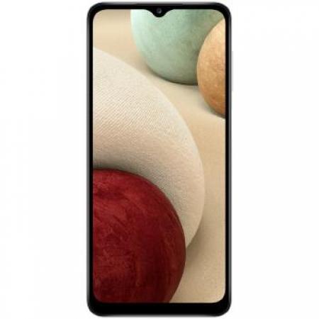Celular Samsung Galaxy A-12 64GB Dual - SM-A125MZWSZTO Branco Quadriband