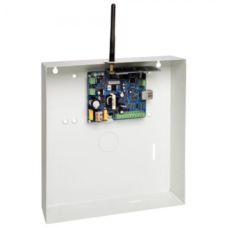 Central Viaweb VW8Z GPRS IP Caixa Metalica