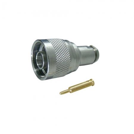 Conector KLC N Macho Reto RG/ RGC 58 CM-97