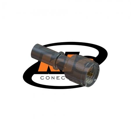 Conector KLC UHF Mini Macho RG/RGC 58 KM-8M