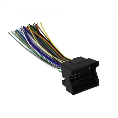 Conector para CD VW JETTA/PASSAT