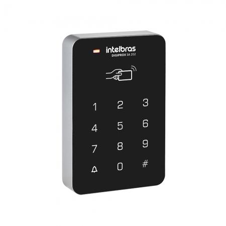 Controlador de Accesso Intelbras Digiprox SA202 4682036