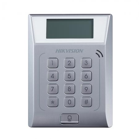 Controle de Acesso Hikvision DS-K1T802E STAND Alone com Display