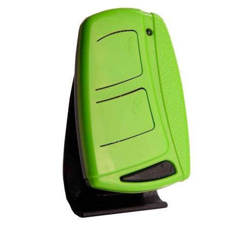 Controle Remoto IPEC TX TOP FLIP 433 MHZ Verde