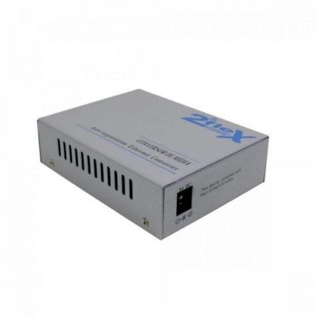 Conversor Midia Giga LB 10KM 2FLEX
