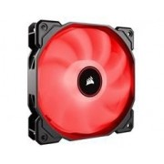 Cooler para Gabinete Corsair CO-9050080-WW AF120 120MM LED RED ED. 2018 com 01 UND