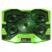 Cooler Gamer Warrior Verde com LED AC292