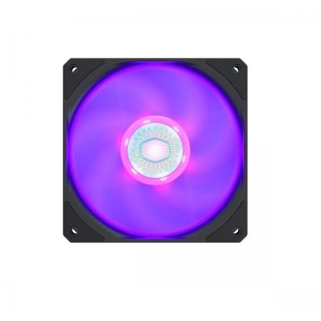 Cooler P/ Gabinete Cooler Master Sickleflow 120 RGB 120MM - MFX-B2DN-18NPC-R1