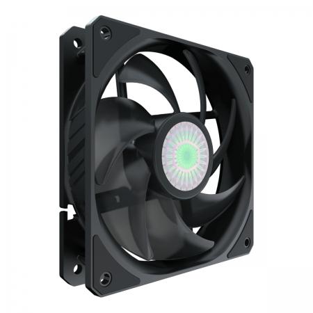 Cooler P/ Gabinete Cooler Master Sickleflow NON-LED 120MM - MFX-B2NN-18NPK-R1