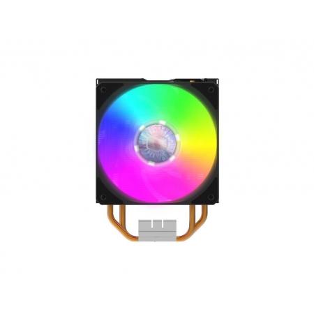 Cooler P/ Processador Cooler Master HYPER 212 LED - RR-212TK-18PA-R1
