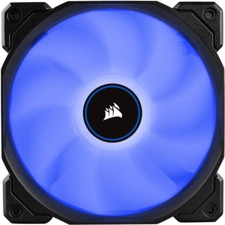 Cooler para Gabinete Corsair CO-9050087-WW AF140 140MM LED Blue ED. 2018 com 01 UND
