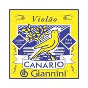 Corda de ACO Giannini Canario GESWB2 2A para Violao com Bolinha