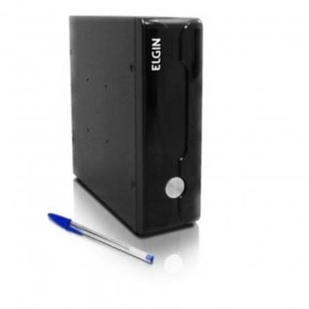 Desk ELGIN Nano 2SER 6USB 4GB SSD120 J1800 WIN10IOT