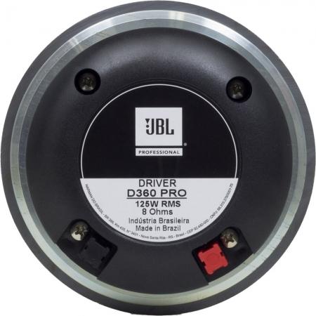 Driver JBL D360 PRO 125W RMS