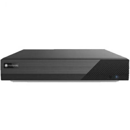 DVR Motorola 8 Canais 1080 Lite H265 1SAT 2IP - MTD081L0011