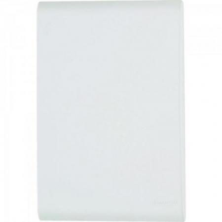Espelho Cego 4X2 Tablet Branco Tramontina