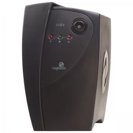 Estabilizador Side Wide Laser 1000VA Preto Saida 115V - Entrada 115 / 220V 5379