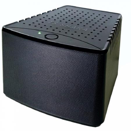 Estabilizador TS Shara Powerest 1500VA Mono 115V 6 - 9008PRETO110 VOLTS