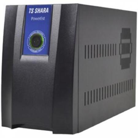 Estabilizador TS Shara Powerest 2000VA Bivolt 6T - 9011 Preto Bivolt