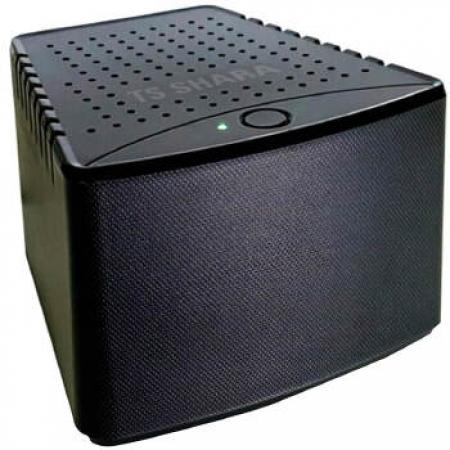 Estabilizador TS Shara Powerest 2000VA Mono 115V 6 - 9010 Preto 110 VOLTS
