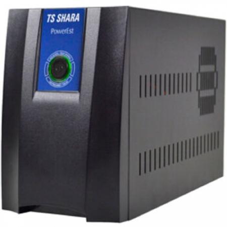 Estabilizador TS Shara Powerest 2500VA Bivolt 6T - 9013 Preto Bivolt