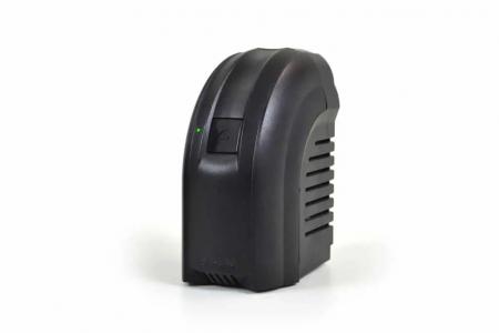 Estabilizador TS Shara Powerest 300VA Mono 220V - 9019PRETO220 VOLTS