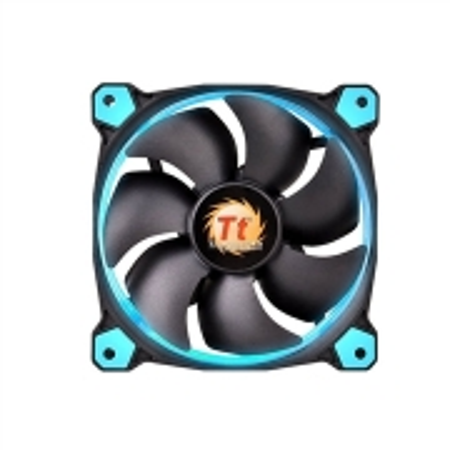Fan Cooler Thermaltake Riing 12CM LED AZUL 1500 RPM-