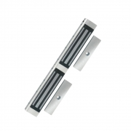Fechadura Eletromagnetica Hikvision DS-K4H188D Porta Dupla