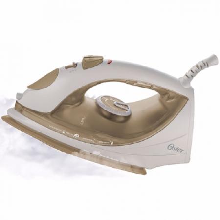 Ferro a Vapor OSTER Antiaderente GCSTBS5907 - GCSTBS5907 DOURADO/BRANCO 220 VOLTS