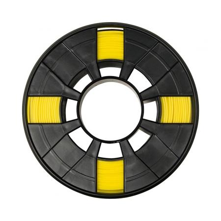 Filamento Makerbot 1.75MM True Yellow (amarelo) (PLA SMALL SPOOL~MP05791)