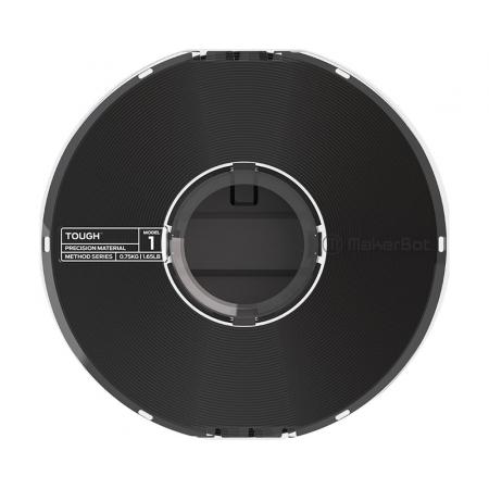 Filamento Makerbot Method PLA Precision Material True BLACK (375-0020A)
