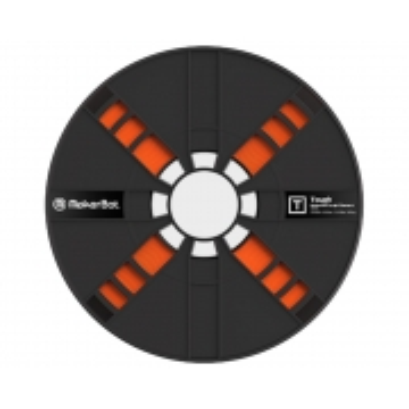 Filamento Makerbot Tough PLA Large Spool Safety Orange (375-0009A)
