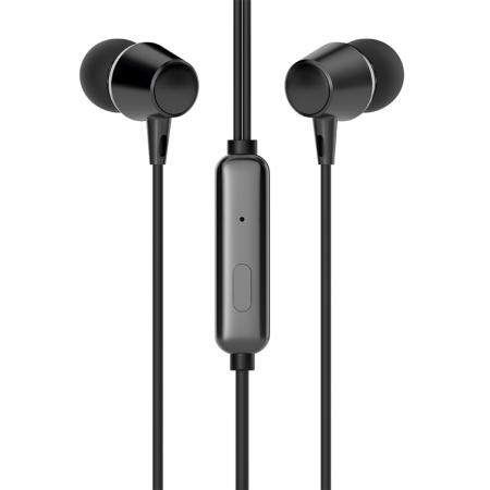 Fone de Ouvido P2 INTRA Auricular DHE-7000 Preto
