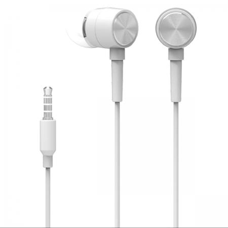 Fone de Ouvido P2 INTRA Auricular DHH-1111 Branco
