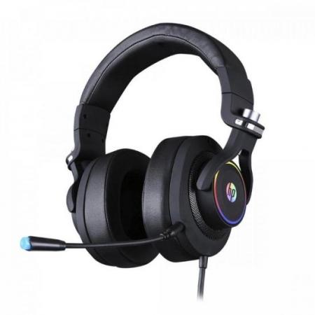 Fone Headset 7.1 Gamer USB H500GS Preto