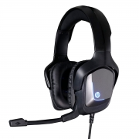 Fone Headset Gamer 7.1 USB LED H220GS Preto