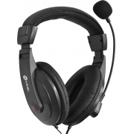 Fone Headset GO PLAY FM35 Preto com Microfone