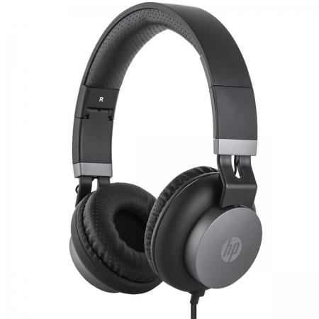 Fone Headset P2 Dobravel DHH-1205 Preto