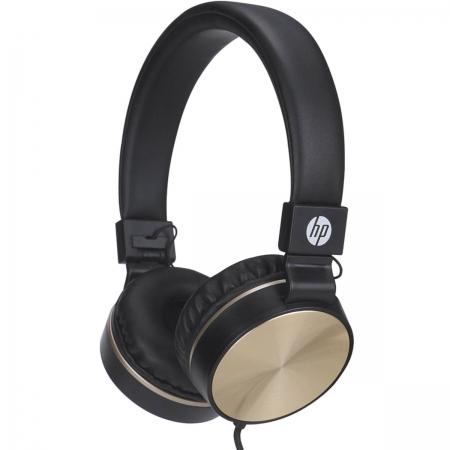 Fone Headset P2 Dobravel DHH-1206 Preto