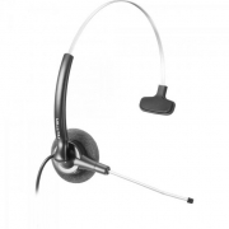 Fone Headset Stile Compact BLACK Preto Felitron