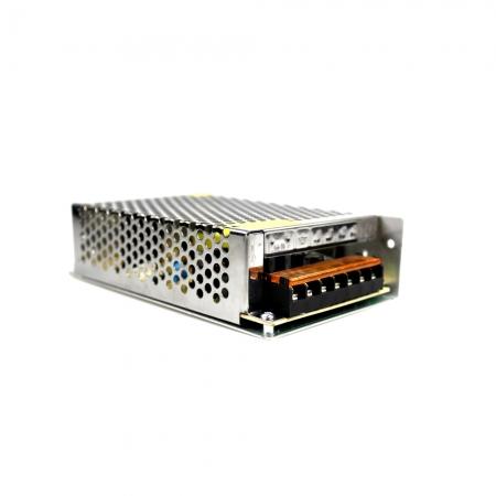 Fonte Colmeia EVUS 12V 10A 120W ACOM DC CFTV Bivolt PSU-10B PQ
