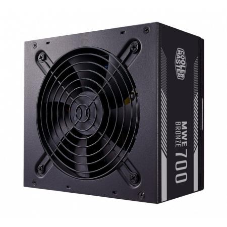 Fonte Cooler Master 700W 80 PLUS Bronze MWE V2 - MPE-7001-ACAAB-BR