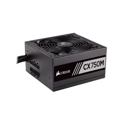Fonte Corsair 750W 80 PLUS Bronze Semi Modular - CP-9020061-BR